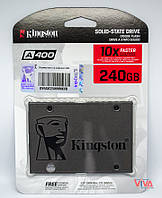SSD накопитель внутренний Kingston SSDNow A400 240GB SATAIII TLC (SA400S37/240G), фото 1