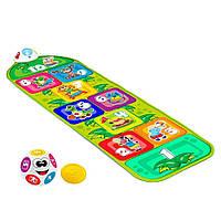 Музыкальный игровой коврик Chicco Jump & Fit (09150.00)