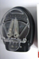 Универсальная зарядка для батарей (жабка крабик лягушка) 220V
