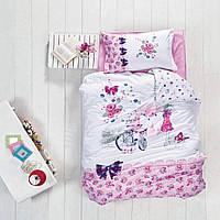 Комплект постельного белья для девочек Romantic, фото 1