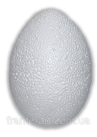 Яйцо пенопласт 9,5см 200242