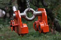 Механизм передвижения тали с приводом 10т 6м