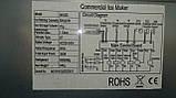Льдогенератор пальчикового льда VECTOR IM-20 (20 кг/сут), фото 4