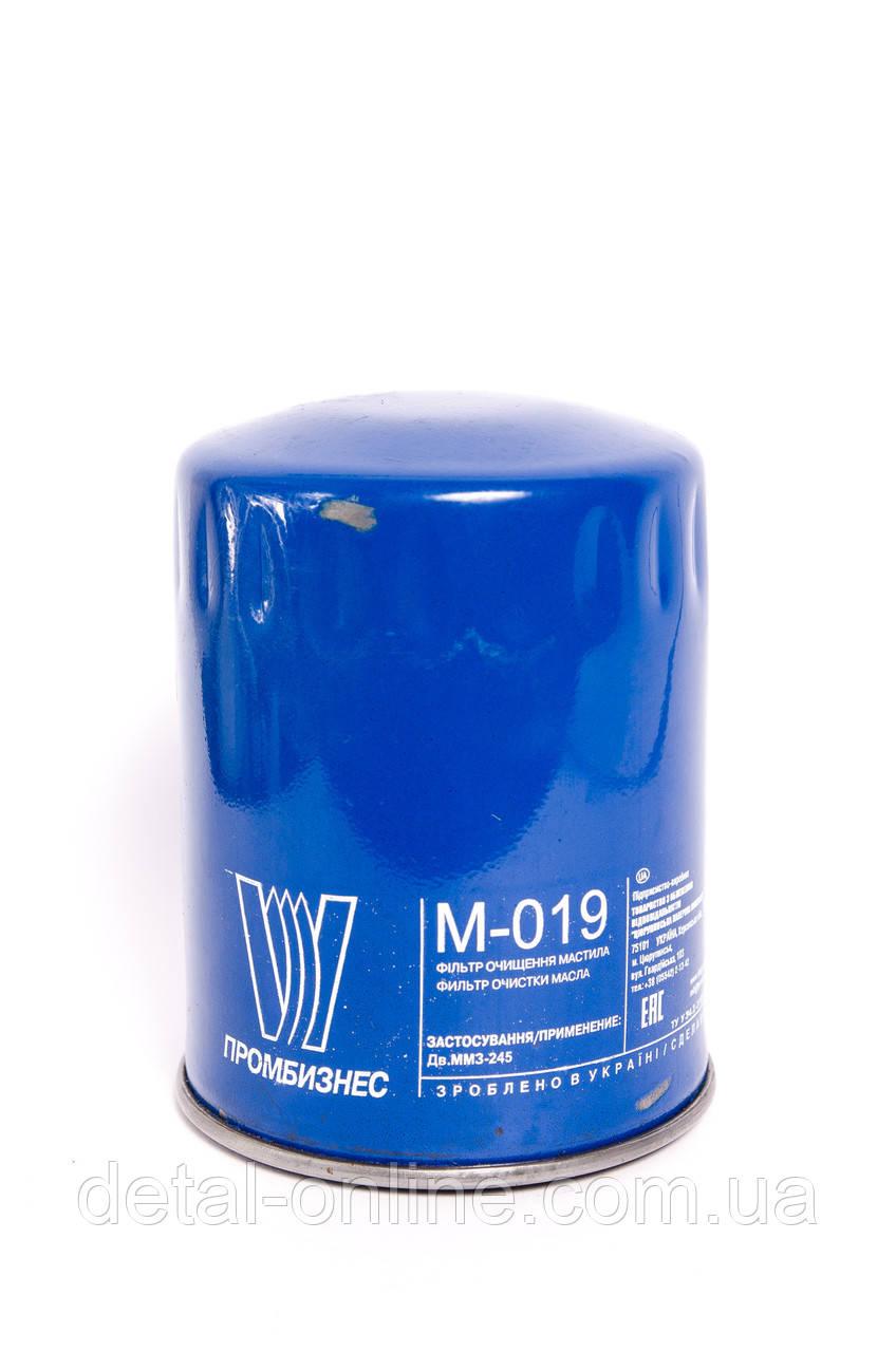 ФМ009-1012005 (М-019) фильтр масляный Промбизнес