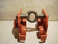 Механизм передвижения тали с приводом 3т 12м