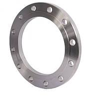 Фланець сталевий плоский Ду600 Ру10 ГОСТ 12820-80