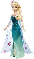 Кукла Эльза Ледяное сердце (Холодное сердце) Лихорадка День Рожденья / Disney Frozen Fever Elsa Doll