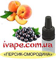 """Ароматизатор миксовый """"Персик-Смородина"""" 10 мл"""