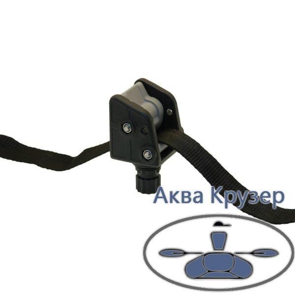 Стопорний вузол для якоря (Al002) Borika FASTen, колір чорний