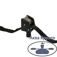 Стопорный узел для якоря (Al002) Borika FASTen, цвет черный