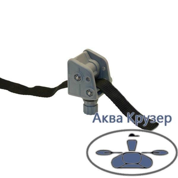 Стопорный узел для якоря (Al002G) Фастен Борика, цвет серый