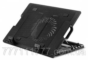 Подставка для ноутбука Ergo Stand 181/928, 1 кулер Гарантия!