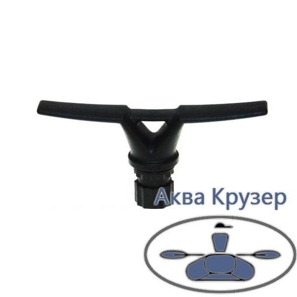 Кнехт Borika Fasten швартовочный Fc229, черный