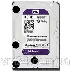 Жесткий диск (HDD) 3TB Western Digital Purple WD30PURZ