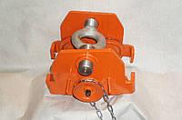 Механизм передвижения тали с приводом 5т 12м