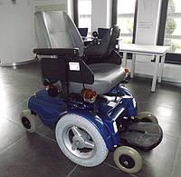 Электрическая Коляска из Германии PRIDE JAZZY 1170 Power Wheelchair