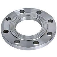 Фланец стальной плоский Ду10 Ру16 по ГОСТ 12820-80, фото 1