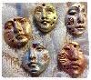 Набор пигментов Перлекс Pearl Ex Перлекс (США) имитация металла,пробники 5 штх1 г