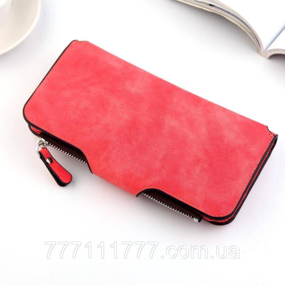 9a769f314704 Женский кошелек, клатч Baellerry Forever Красный: продажа, цена в ...