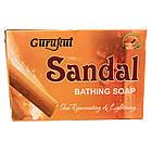 Сандаловое мыло Аюрведа Gurukut Sandal, 90 грамм, фото 3