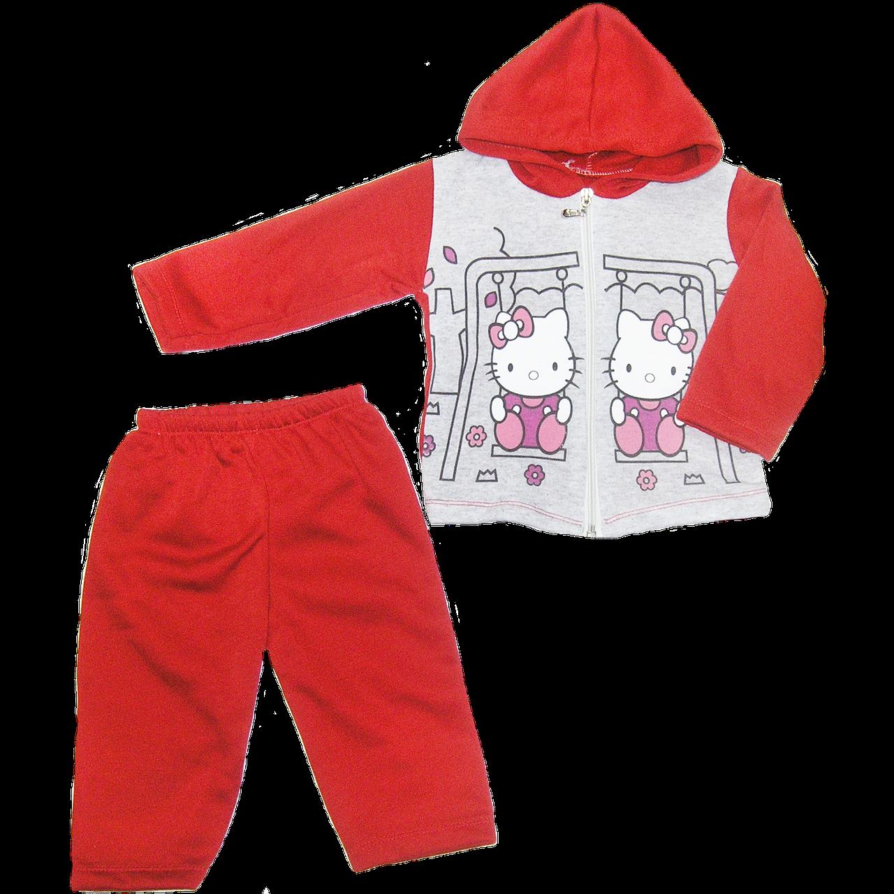 7cfdee7f Детский спортивный костюм (теплый) р 80-86: кофта на