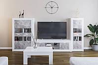 Модульная система для гостинной «Прага»  Мир Мебели