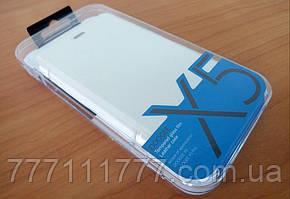 Комплект аксессуаров для  Doogee X5 / PRO (чехол, стекло) White белый Оригинал Гарантия!