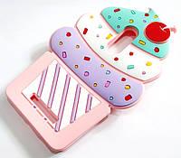 Чохол дитячий для Xiaomi Redmi Pro силіконовий об'ємний іграшка морозиво icecream