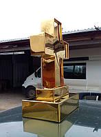 Крест из нитрид титана