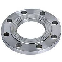 Фланець сталевий плоский Ду100 Ру16 ГОСТ 12820-80