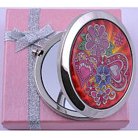 Косметическое зеркальце в подарочной упаковке Персидский узор