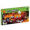 Конструктор 79147 Minecraft Подземная крепость, аналог Lego Майнкрафт