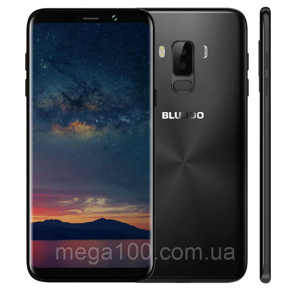 Смартфон Bluboo (BluBoo)S8 plus (S8 +) черный (экран 6 дюймов/памяти 4/64 /емкость батареи 3600 мАч)