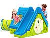 Детский игровой домик с горкой Keter Funtivity   , фото 2