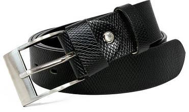 Ремень под джинсы из кожи 4U Cavaldi PCS03BSS, 3,8 см