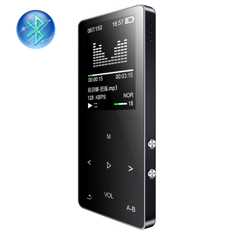 MP3 Плеер Mahdi M320 8Gb Bluetooth Черный