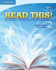 Read This! 2 Student's Book with Mp3 Available Online