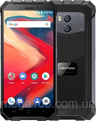 Смартфон Ulefone Armor X2 черный цвет NFC (экран 5.5 дюймов, памяти 2/16, акб 5500 мАч)