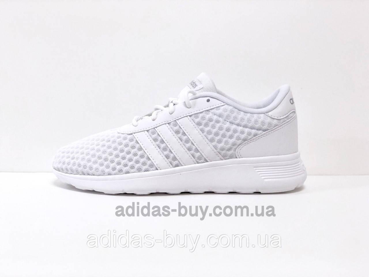 Кроссовки женские adidas LITE RACER W AW3837 оригинальные цвет:белый