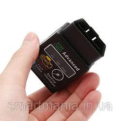 Диагностический сканер Android инструмент диагностики HH ELM327 Bluetooth V2.1 OBD2 Advanced