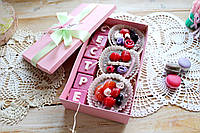 Подарочный набор мыла Сестре в коробке, фото 1