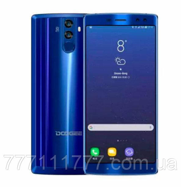 "Смартфон Doogee BL12000 blue синий (2SIM) 6"" 4/32ГБ 16/16+5Мп 3G 4G оригинал Гарантия!"