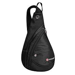 Универсальный рюкзак Small SwissGear Bag Черный 14-SSGB-03, КОД: 298591