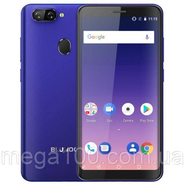Смартфон Bluboo D6 Pro синий (экран 5.5 дюймов/ памяти 2/16 / емкость батареи 2700 мАч)