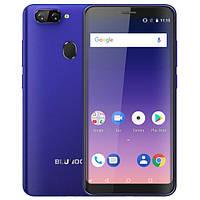 Смартфон Bluboo D6 Pro синий (экран 5.5 дюймов/ памяти 2/16 / емкость батареи 2700 мАч), фото 1