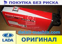 Радиатор отопителя на ВАЗ 2110 2111 2112 до 2003 г. (пр-во ОАТ-ДААЗ) печки