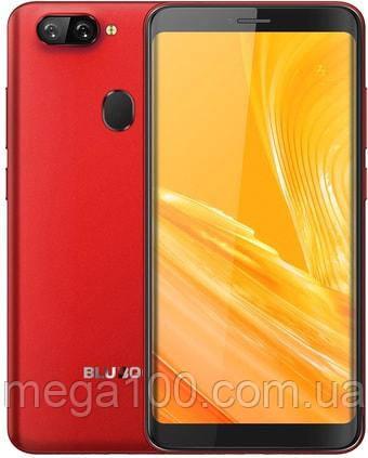 Смартфон Bluboo D6 Pro красный (экран 5.5 дюймов/ памяти 2/16 / емкость батареи 2700 мАч)