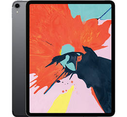 Планшет Apple iPad Pro 12.9 2018 Wi-Fi + Cellular 64GB Space Gray (MTHJ2, MTHN2) Apple A12X Bionic