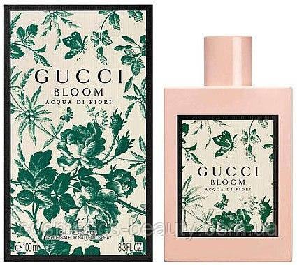 Женская туалетная вода Gucci Bloom Acqua di Fiori