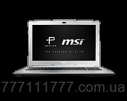 "Ноутбук MSI PL62 7RC-408XROR 15,6"" i5-7300HQ DDR4 8GB 1TB NVIDIA GeForce MX150 2GB Гарантия!"